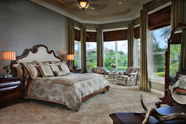bedroom decorating ideas and designs Remodels Photos KDS Interiors, Inc.Tampa Florida united states contemporary-bedroom
