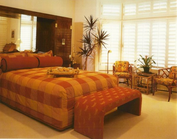 bedroom decorating ideas and designs Remodels Photos Karen Cole Designs Carlsbad California United States asian-bedroom