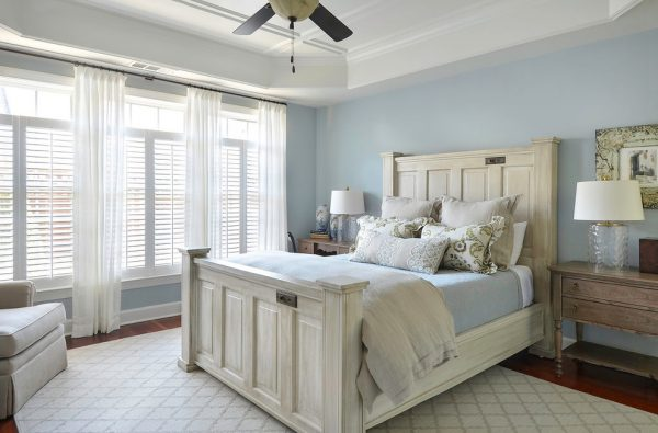 bedroom decorating ideas and designs Remodels Photos Karen Parham - KMP Interiors Roswell Georgia United States eclectic-bedroom