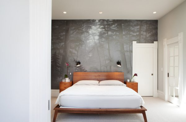 bedroom decorating ideas and designs Remodels Photos Kari McIntosh Design San Francisco California United States contemporary-bedroom