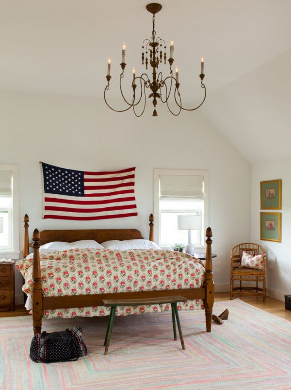 bedroom decorating ideas and designs Remodels Photos Kate Maloney Interior Design Somerville Massachusetts united states beach-style-bedroom-002