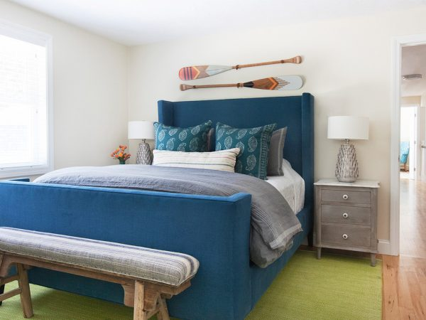 bedroom decorating ideas and designs Remodels Photos Kate Maloney Interior Design Somerville Massachusetts united states contemporary-bedroom