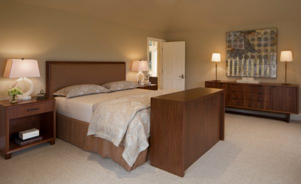 bedroom decorating ideas and designs Remodels Photos Kathleen Burke DesignLafayette California United States contemporary-bedroom-003
