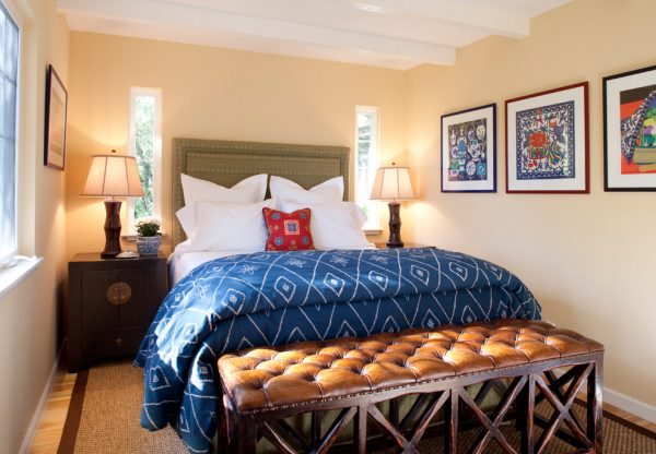 bedroom decorating ideas and designs Remodels Photos Kathleen Burke DesignLafayette California United States contemporary-bedroom-004