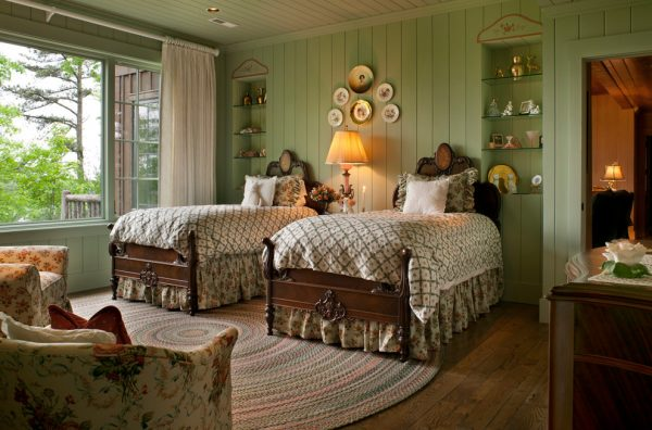 bedroom decorating ideas and designs Remodels Photos Kathryn Long, ASID Asheville North Carolina united states traditional-bedroom-002