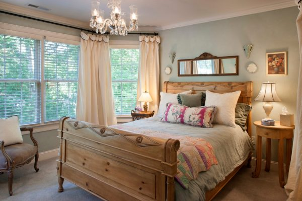 bedroom decorating ideas and designs Remodels Photos Kathryn Long, ASID Asheville North Carolina united states traditional-bedroom-004