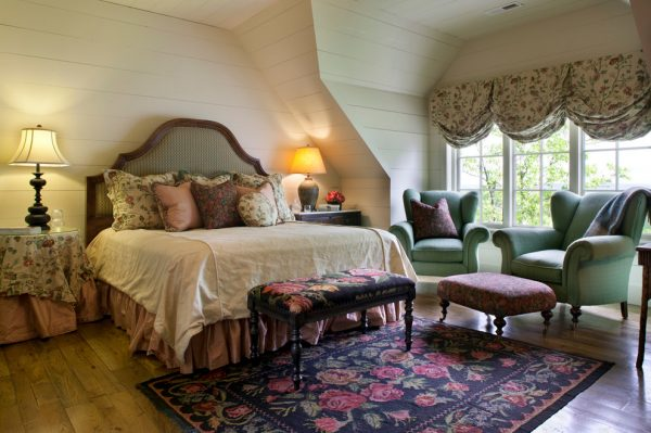 bedroom decorating ideas and designs Remodels Photos Kathryn Long, ASID Asheville North Carolina united states traditional-bedroom