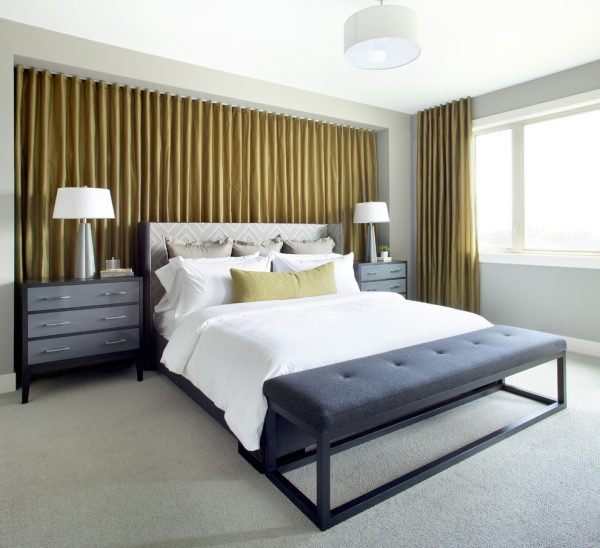 bedroom decorating ideas and designs Remodels Photos Kelly Deck Design Vancouver British Columbia, Canada contemporary-bedroom-004