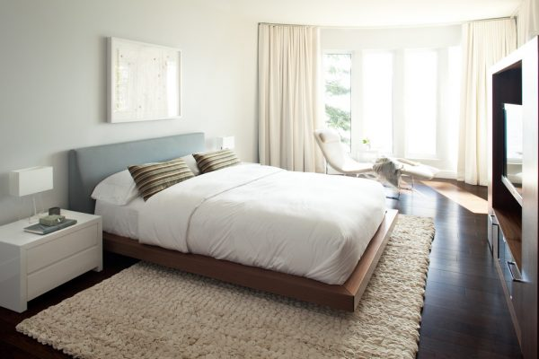 bedroom decorating ideas and designs Remodels Photos Kelly Deck Design Vancouver British Columbia, Canada transitional-bedroom-002