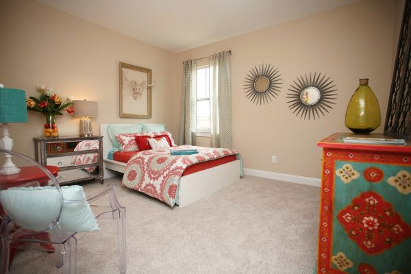 bedroom decorating ideas and designs Remodels Photos Kerri Robusto Interiors Fort Mill South Carolina United States eclectic-bedroom-004