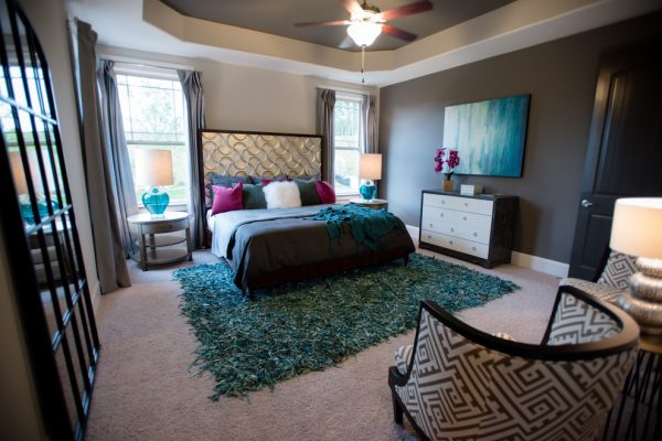 bedroom decorating ideas and designs Remodels Photos Kerri Robusto Interiors Fort Mill South Carolina United States eclectic-bedroom-007