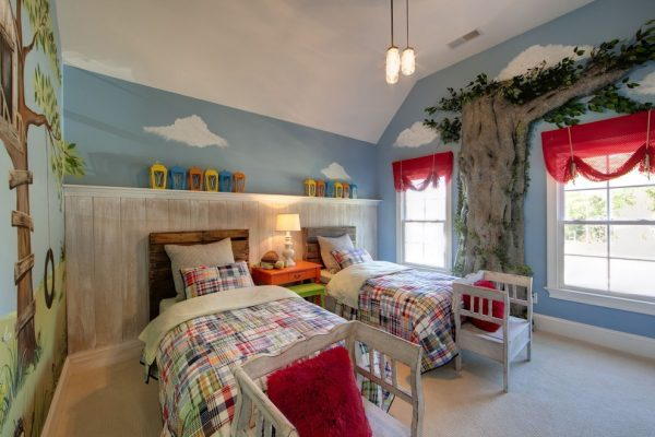 bedroom decorating ideas and designs Remodels Photos Kerri Robusto Interiors Fort Mill South Carolina United States traditional-kids-002
