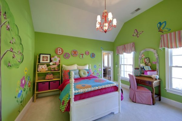 bedroom decorating ideas and designs Remodels Photos Kerri Robusto Interiors Fort Mill South Carolina United States traditional-kids
