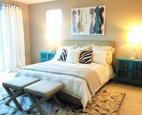 bedroom decorating ideas and designs Remodels Photos Kerrie L. Kelly Sacramento California United States eclectic