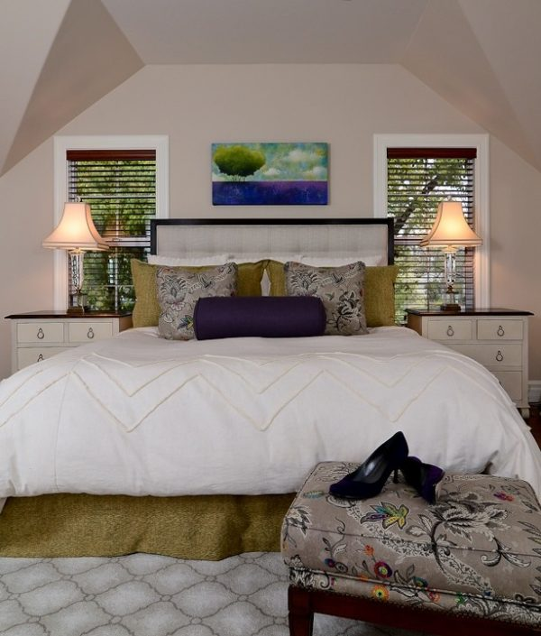 bedroom decorating ideas and designs Remodels Photos Kerrie L. Kelly Sacramento California United States traditional-bedroom-001