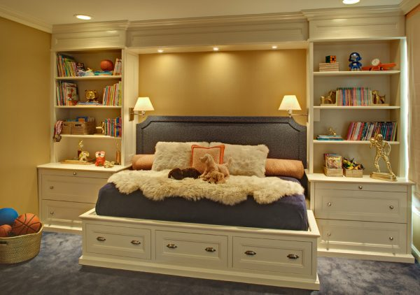 bedroom decorating ideas and designs Remodels Photos Kingsley Belcher Knauss, ASID Westfield New Jersey United States traditional-kids-001
