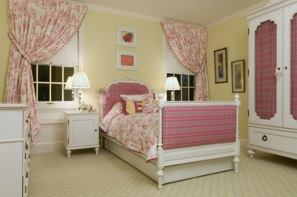 bedroom decorating ideas and designs Remodels Photos Kingsley Belcher Knauss, ASID Westfield New Jersey United States traditional-kids