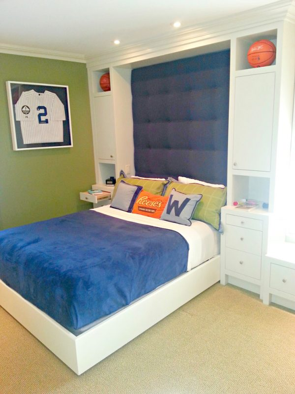bedroom decorating ideas and designs Remodels Photos Kingsley Belcher Knauss, ASID Westfield New Jersey United States transitional-kids-001