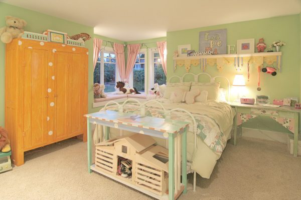 bedroom decorating ideas and designs Remodels Photos Kristi Spouse Interiors Kirkland Washington united states traditional-kids