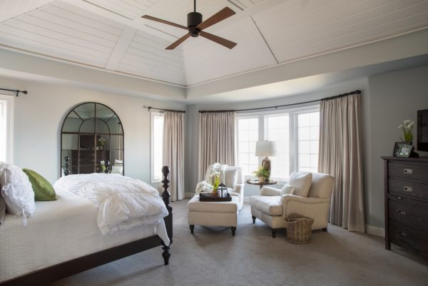 bedroom decorating ideas and designs Remodels Photos Kristin Petro Interiors, Inc. Elmhurst Illinois United States traditional-bedroom-001
