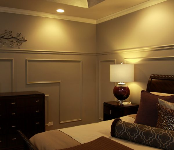 bedroom decorating ideas and designs Remodels Photos Kristin Petro Interiors, Inc. Elmhurst Illinois United States transitional-bedroom-004