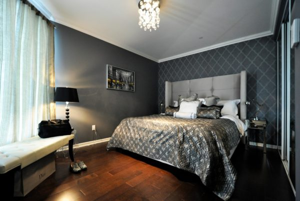 bedroom decorating ideas and designs Remodels Photos L2 Interiors Culver City California United States contemporary-bedroom-005