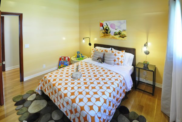 bedroom decorating ideas and designs Remodels Photos L2 Interiors Culver City California United States midcentury-kids