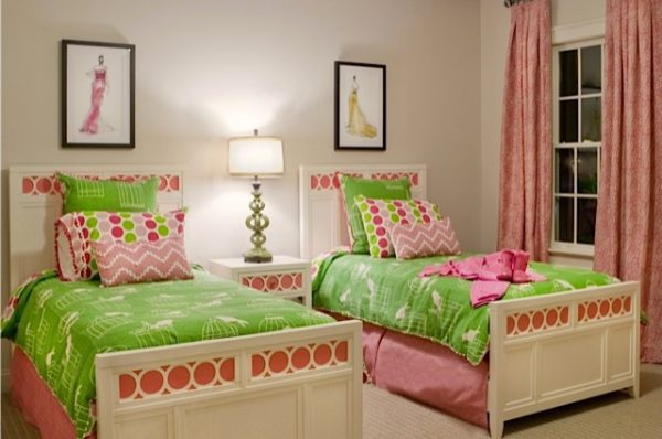 bedroom decorating ideas and designs Remodels Photos LGB Interiors  Columbia South Carolina United States traditional-kids