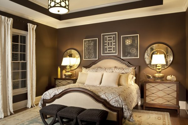 bedroom decorating ideas and designs Remodels Photos LGB Interiors  Columbia South Carolina United States transitional-bedroom-003