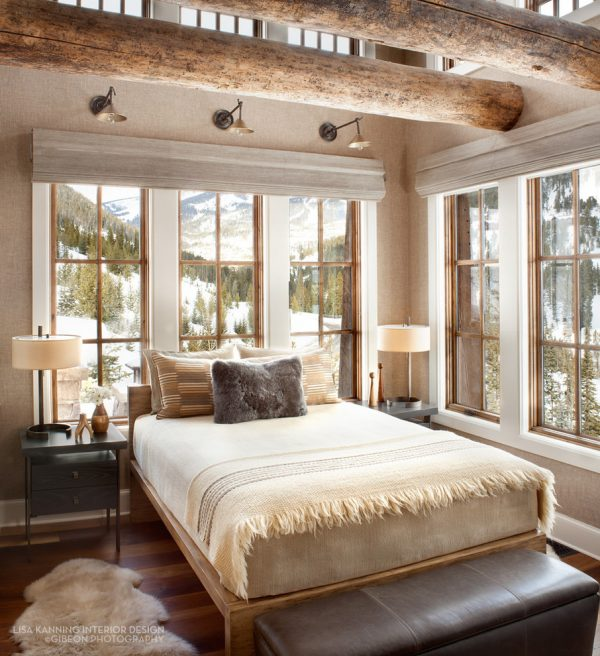 bedroom decorating ideas and designs Remodels Photos LKID Brooklyn borough United States transitional-bedroom-001