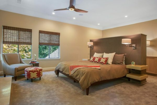 bedroom decorating ideas and designs Remodels Photos LMK Interiors Lafayette California United States contemporary-bedroom-002