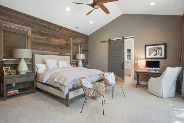 bedroom decorating ideas and designs Remodels Photos LMK Interiors Lafayette California United States farmhouse-bedroom