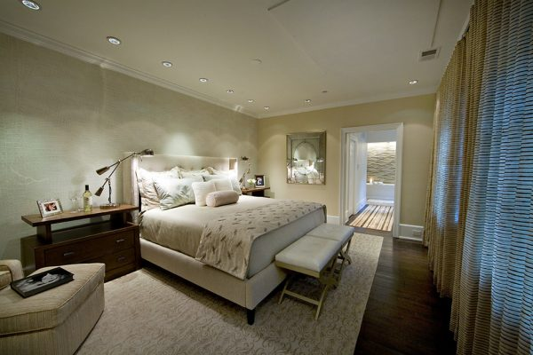 bedroom decorating ideas and designs Remodels Photos Lanthia Hogg Designs Carbondale Colorado United States contemporary-bedroom-002