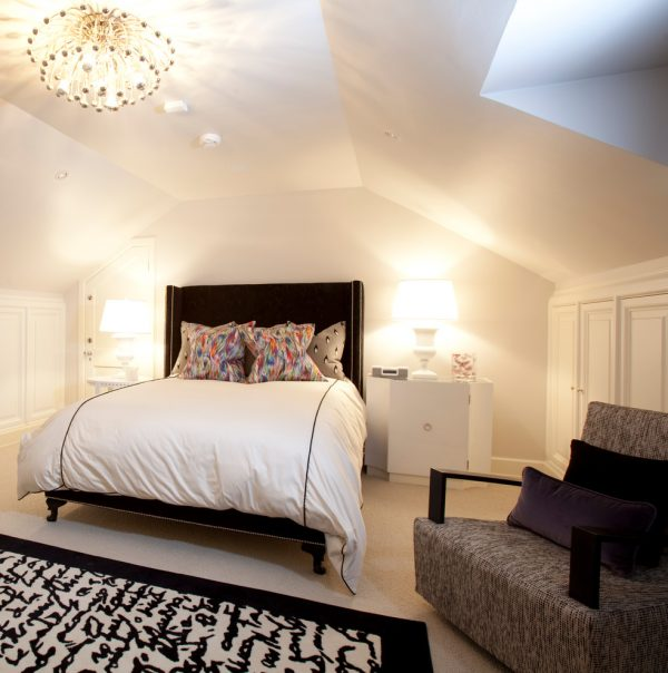 bedroom decorating ideas and designs Remodels Photos Laura U, Inc.Houston Texas United States contemporary-bedroom-003