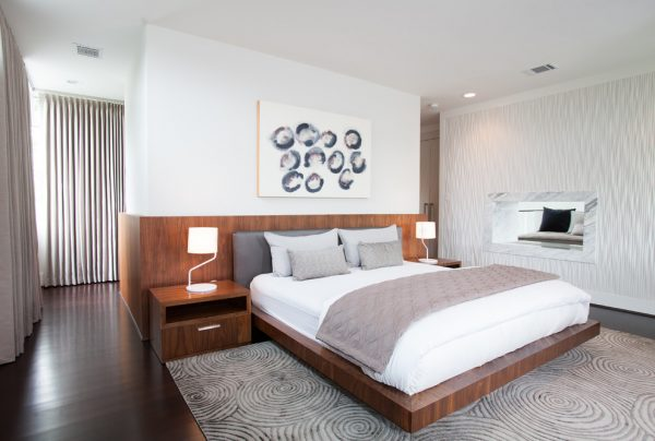bedroom decorating ideas and designs Remodels Photos Laura U, Inc.Houston Texas United States contemporary-bedroom-005