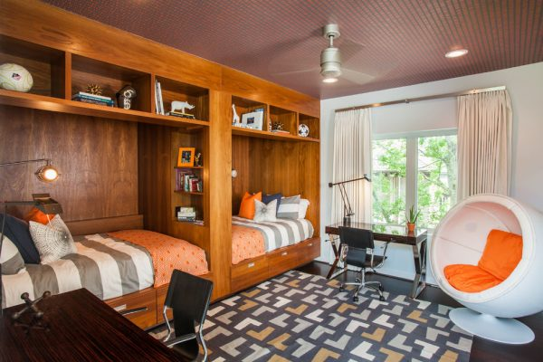bedroom decorating ideas and designs Remodels Photos Laura U, Inc.Houston Texas United States contemporary-bedroom-006