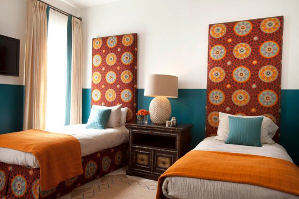 bedroom decorating ideas and designs Remodels Photos Laura U, Inc.Houston Texas United States mediterranean-bedroom-002