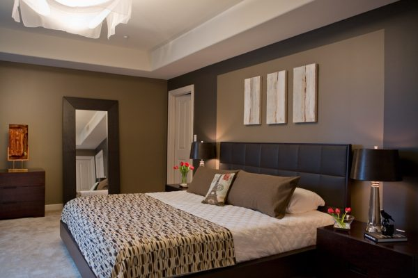 bedroom decorating ideas and designs Remodels Photos Laura U, Inc.Houston Texas United States modern-bedroom-003