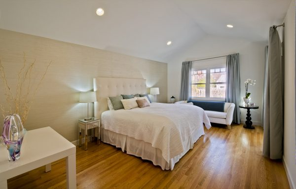 bedroom decorating ideas and designs Remodels Photos Lauren King Interior Design Columbus Ohio united states modern-bedroom
