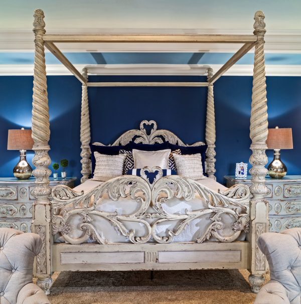 bedroom decorating ideas and designs Remodels Photos Lauren Nicole Designs Charlotte North Carolina United States traditional-bedroom-002
