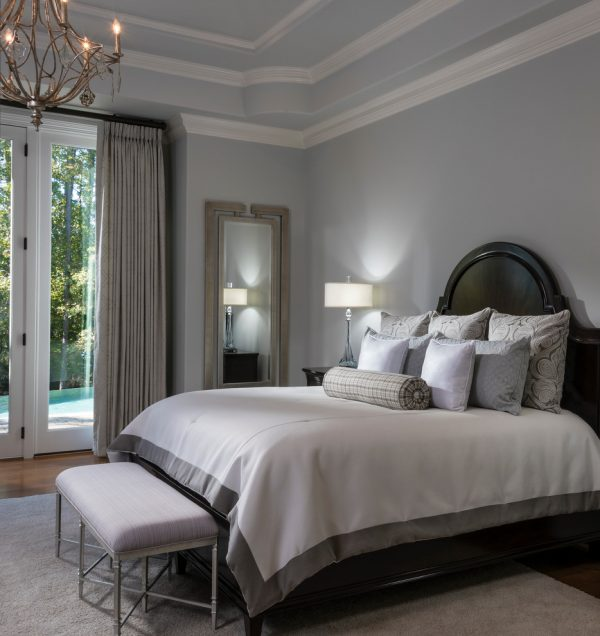 bedroom decorating ideas and designs Remodels Photos Lauren Nicole Designs Charlotte North Carolina United States traditional-bedroom-006