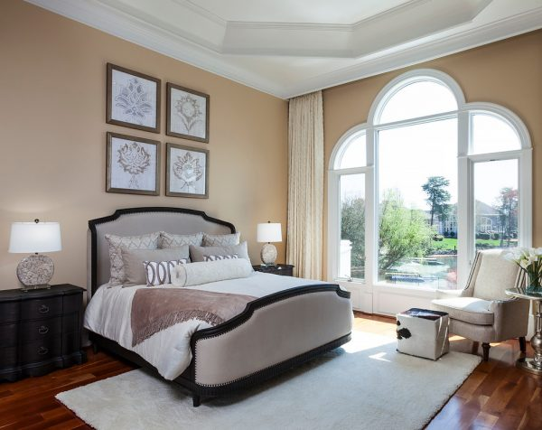 bedroom decorating ideas and designs Remodels Photos Lauren Nicole Designs Charlotte North Carolina United States traditional-bedroom-010
