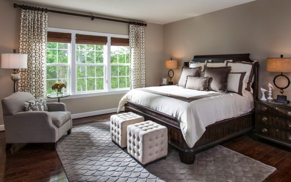 bedroom decorating ideas and designs Remodels Photos Lauren Nicole Designs Charlotte North Carolina United States traditional-bedroom-012
