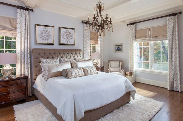 bedroom decorating ideas and designs Remodels Photos Lauren Nicole Designs Charlotte North Carolina United States traditional-bedroom-013