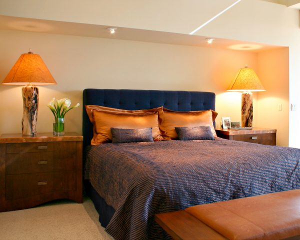 Bedroom decorating and designs by linda seeger interior - Interior decorator scottsdale az ...