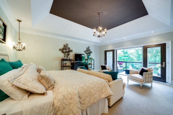 bedroom decorating ideas and designs Remodels Photos Lionsgate Design Mississauga Ontario, Canada contemporary-bedroom-002