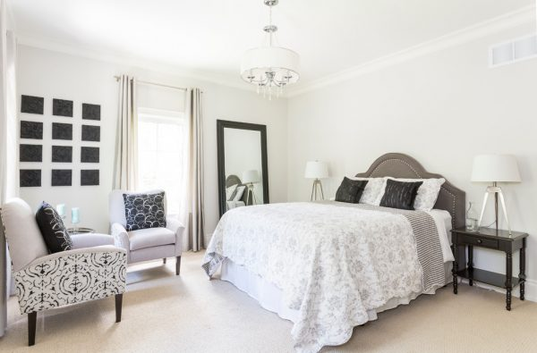 bedroom decorating ideas and designs Remodels Photos Lionsgate Design Mississauga Ontario, Canada traditional-001