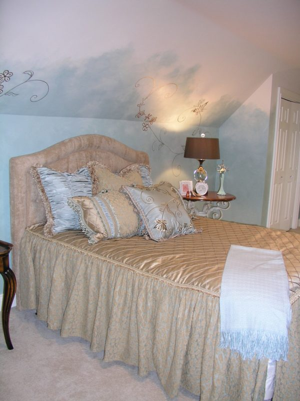 bedroom decorating ideas and designs Remodels Photos Lisa Davenport Designs Durham Connecticut United States traditional-bedroom