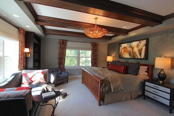 bedroom decorating ideas and designs Remodels Photos Lisa Wolfe Design, Ltd Lake Forest Illinois United States eclectic
