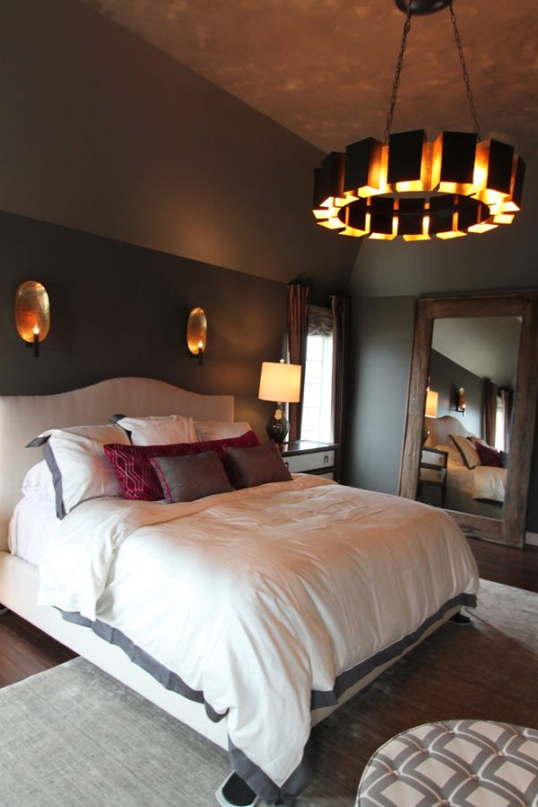 bedroom decorating ideas and designs Remodels Photos Lisa Wolfe Design, Ltd Lake Forest Illinois United States home-design-001